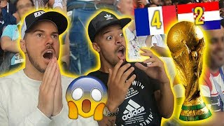 Watching Mbappe live World Cup Final 😱