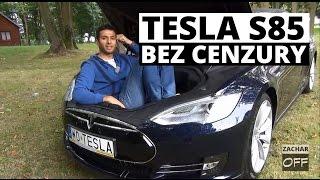 TESLA S - BEZ CENZURY - Zachar OFF