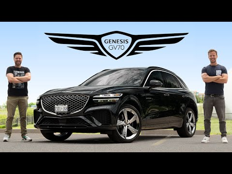 , title : '2022 Genesis GV70 Review // Nearly Perfect Luxury SUV