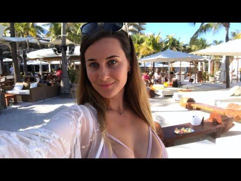 Anna Marisax visitou Miami