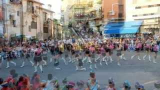 preview picture of video 'XVI Festa della Frustica - V Concorso Nazionale Majorettes'