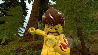БЕШЕНЫЙ РЕКС ИЛИ ВОНЮЧКА? Прохождение Лего сити. Игра  Lego City Undercover 6