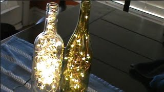 How To Put Lights In A Bottle- Amazing Results!!