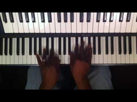 Shouting praise break tutorial Gb