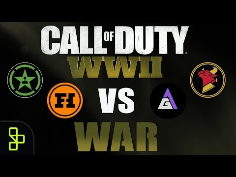 Let's Play - Call of Duty: All Out 'War Mode'
