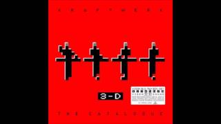KRAFTWERK / THE ROBOTS 3-D(New Version)