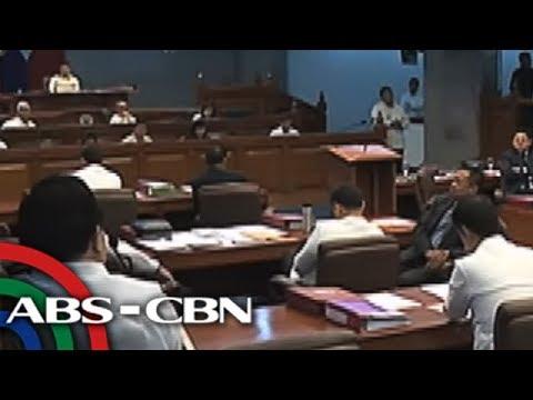 Bandila: Ilang senador, tutol sa unicameral Congress sa pagbabago ng Konstitusyon