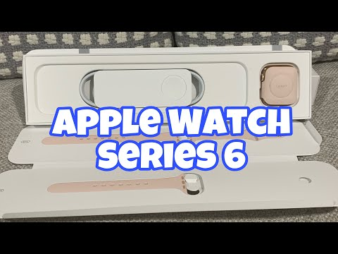 Apple Watch Series 6 (GPS + CELLULAR)40MM- ROSE GOLD