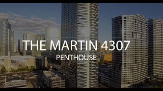The Martin 4307 Penthouse Feature