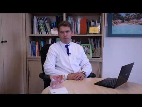 Übung in der Prostata und Prostata-Video
