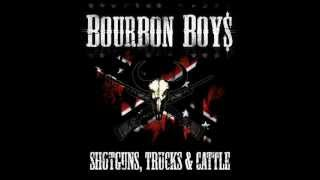 Bourbon Boys -  Moonshine Boulevard