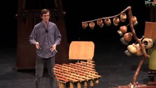 The Harry Partch Instrumentarium