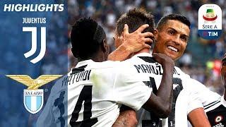 Juventus 2-0 Lazio | Ronaldo ci prova ma il goal è di Mandzukic | Serie A