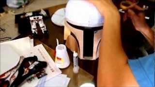 #2: Boba Fett Helmet DIY 2/4 - Dome