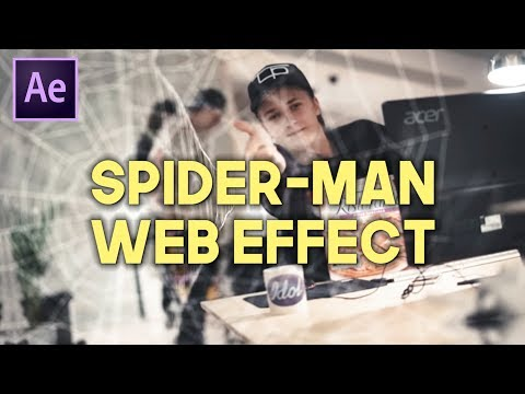 Spider Man Transforming Web Shooter TUTORIAL   Adobe After Effects