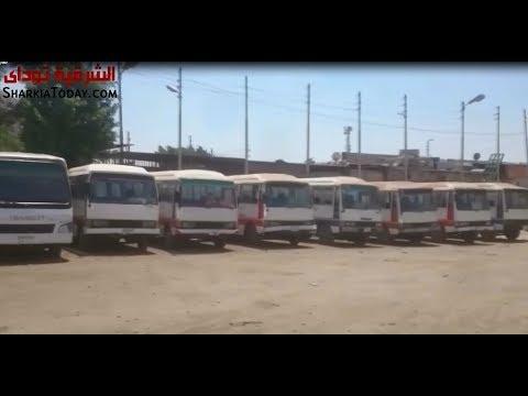 عمال مشروع النقل بالشرقية يستغيثون بالسيسي بعد تهديدهم بالحبس