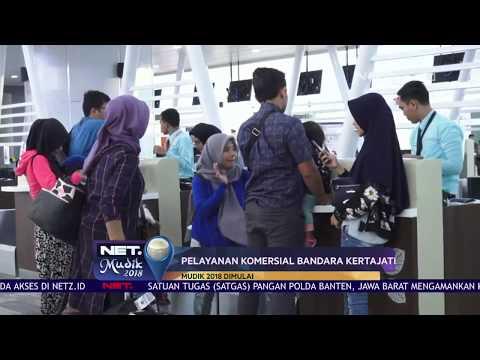 Bandara Internasional Kertajati Mulai Melayani Penerbangan Komersial - NET 12
