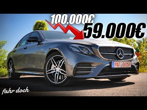 Kein richtiger AMG? Mercedes-Benz E53 AMG 2019 GEBRAUCHT   Review und Fahrbericht   Fahr doch