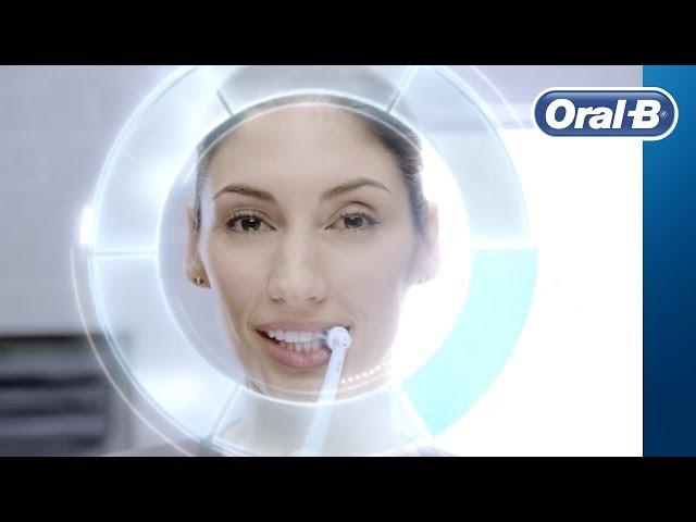 Electric Rechargeable Toothbrush - Oral-B Genius