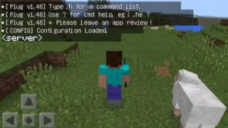 How to get god mode on Minecraft pocket edition no jailbreak