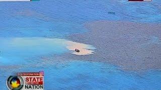 SONA: Mga Corals Sa Panatag Shoal, Sinisira Raw Ng Mga Dayuhang Mangingisda