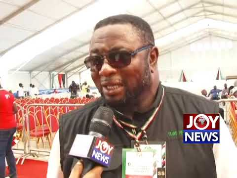 'We shall work in unison to kick NPP out of power' - Elvis Afriyie Ankrah. (17-11-18)