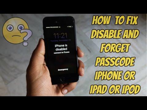 How to disable Iphone unlock/Remove/Restore and Reset iphone 4,4s,5,5c,5s,5se,6,6plus,6s,6splus 7,7+