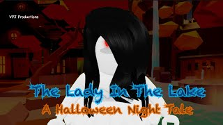 """The Lady in The Lake""~Roblox short film (ADOPT ME) Halloween Tale~VikingPrincessJazmin"