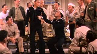 Anchors Aweigh (1945) - I Begged Her - Gene Kelly And Frank Sinatra