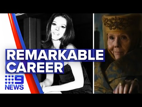 Diana Rigg has died at 82 | 9News Australia