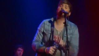 James Arthur - Supposed, live in Paris 02/26/14