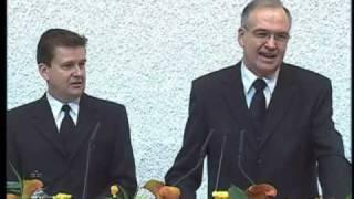 Pfingsten 2005 - Wechsel an der Spitze der Neuapostolischen Kirche