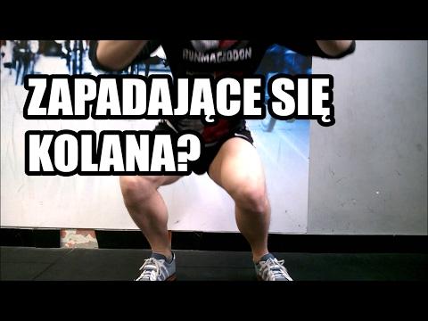 LFK kompleks koślawego ćwiczenia stóp