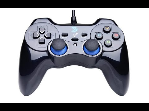 My IFYOO ZD-V+ Vibration Feedback USB Wired Gamepad Controller Review
