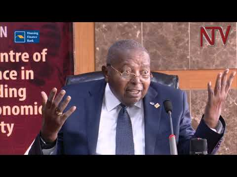 Governor Mutebile refutes allegations that there was extra consignment containing printed money