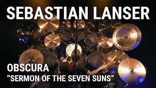 "Meinl Cymbals - Sebastian Lanser - Obscura ""Sermon of the Seven Suns"""