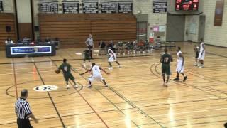 Men's Basketball: Queensborough vs. Rockland CC (2/1/12)