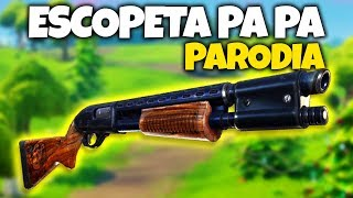 SCOOBY DOO PAPA - PARODIA (Fortnite Battle Royale)