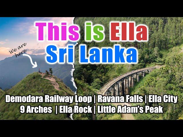 This is Ella Sri Lanka