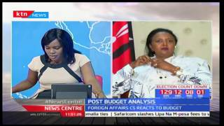 Foreign Affairs CS Amina Mohammed says budget was focused on growth and creating jobs
