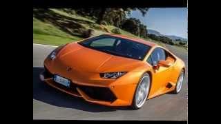 Машина 2014 Lamborghini Huracan LP610 4