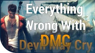 GAME SINS | Everything Wrong With DMC(Devil May Cry) In Fifteen Minutes