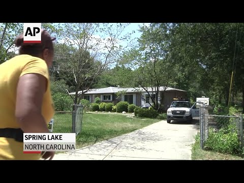 North Carolina hurricane survivors are frustrated with the slow spending of federal long-term housing recovery funds; A report from the General Assembly's government watchdog agency shows delays in housing funds for Hurricane Matthew victims. (July 25)