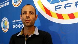 Stage des Arbitres Futsal (Boulouris)