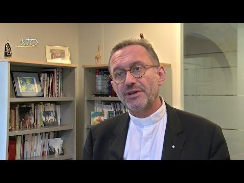 Les évêques de France prient pour les victimes de pédophilie.