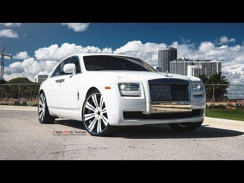 MC Customs | Rolls-Royce Ghost · Vellano Wheels