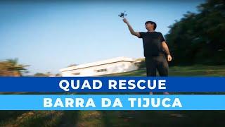 Quad Rescue !!! Contrata eu pra podar as Árvores ... hahahahahahahahah