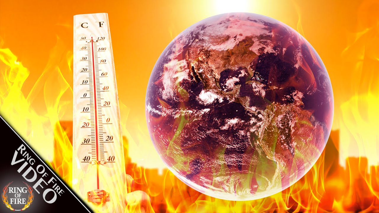 August Breaks Another Heat Record, Still No Climate Change Action From USA thumbnail