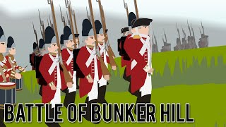 Battle of Bunker Hill (The American Revolution)