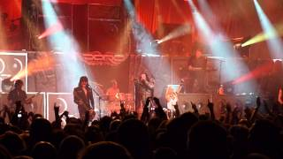 Doro & Mr. Lordi   Messe Düsseldorf  3.5.2014